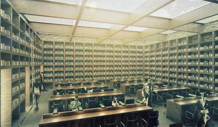 bibliothèque si bis